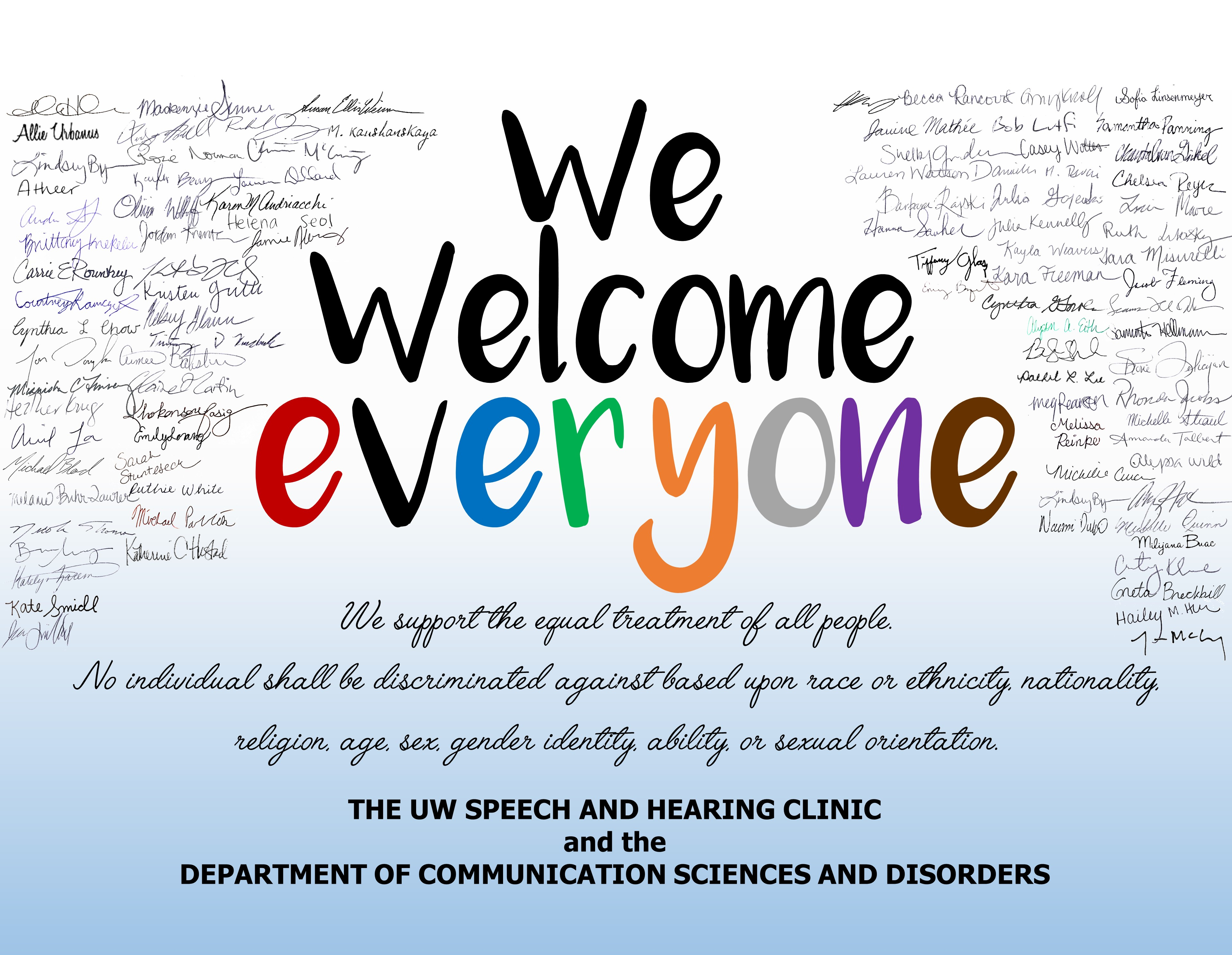 Communication Sciences and Disorders – University of ...